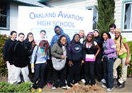 Oakland Aviation Hight School